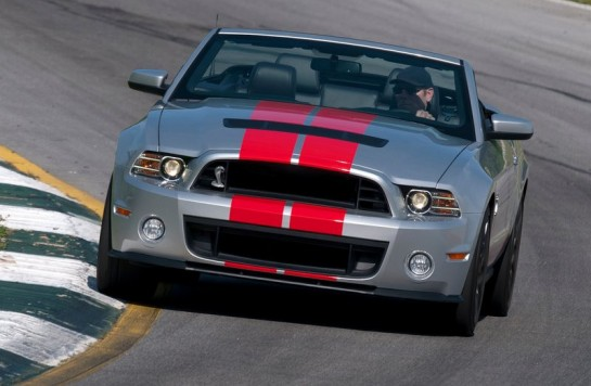 Ford Mustang Shelby GT500 545x356 at Shelby Preparing Two New Models for 2013 NAIAS