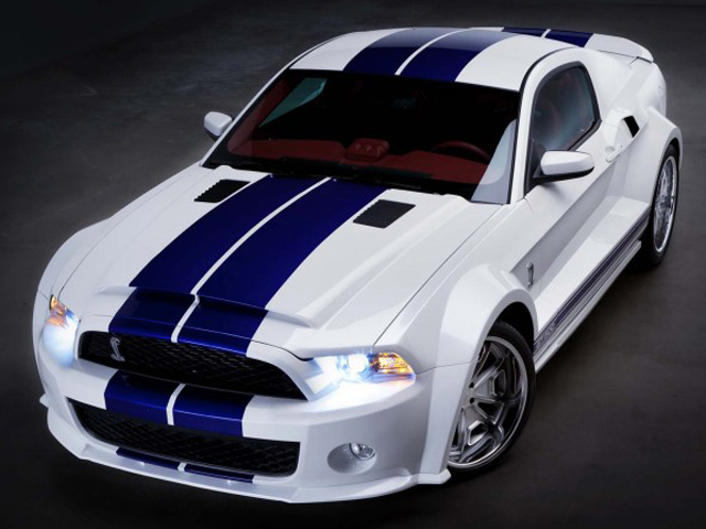 shelby gt500 widebody by gas. Black Bedroom Furniture Sets. Home Design Ideas