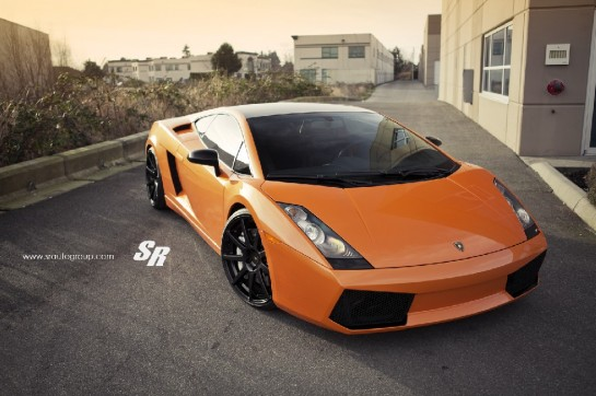 Gallardo on PUR 1 545x362 at Gallery: Lamborghini Gallardo on PUR Wheels