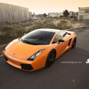 Gallardo on PUR 7 175x175 at Gallery: Lamborghini Gallardo on PUR Wheels