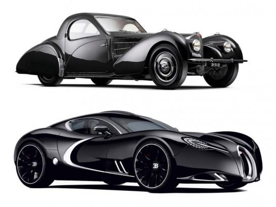 Gangloff 545x408 at Design Study: Bugatti Gangloff Concept