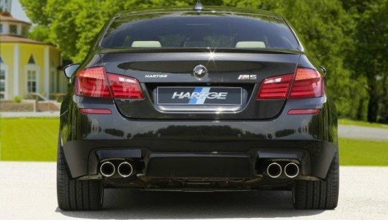 Hartge M5 2 545x310 at 642 hp Hartge Power Package for BMW M5 and M6