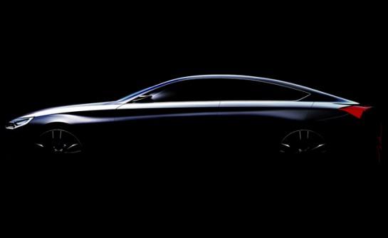 Hyundai HCD 14 Concept Teaser 545x334 at Hyundai HCD 14 Concept Previews Next Genesis