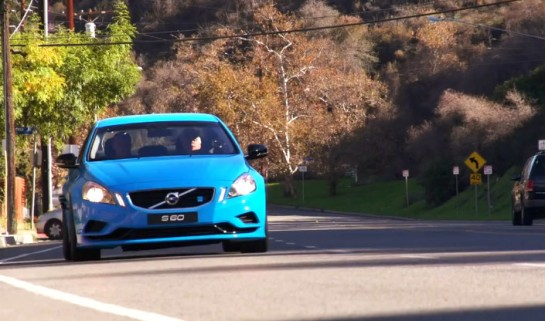 Jay Leno S60 545x321 at Volvo Polestar S60 at Jay Lenos Garage   Video