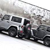 Kahn Wrangler Matte Pearl Platinum 3 175x175 at Kahn Design Jeep Wrangler Matte Pearl Platinum 