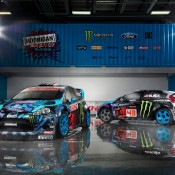 Ken Block New Livery 1 175x175 at Subaru BRZ RA Racing Announced
