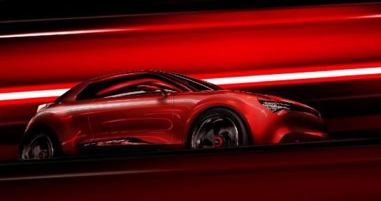 Kia concept 1 545x288 at Kia Teases New Concept for Geneva Motor Show