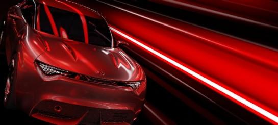 Kia concept 2 545x245 at Kia Teases New Concept for Geneva Motor Show
