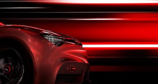 Kia concept 3 545x291 at Kia Teases New Concept for Geneva Motor Show