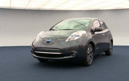 LEAF Production 545x343 at Nissan Starts Making Its Own Batteries for The LEAF