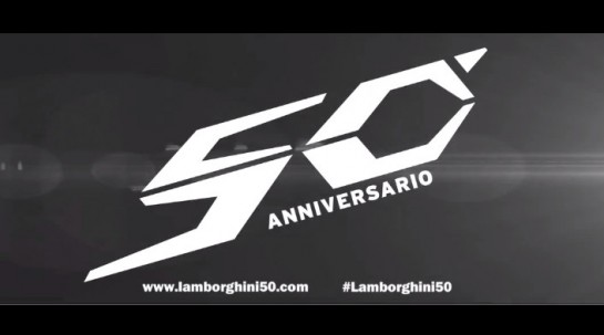 Lamborghini 50th Anniv 545x303 at Lamborghini 50th Anniversary Promo Video