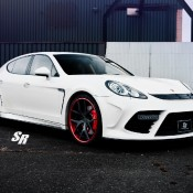 Mansory Porsche Panamera 1 175x175 at Gallery: Renntech SLR Convertible on ADV1 Wheels