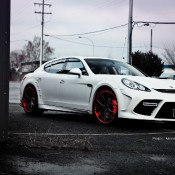 Mansory Porsche Panamera 4 175x175 at Mansory Porsche Panamera on PUR Wheels