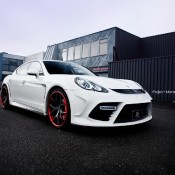 Mansory Porsche Panamera 7 175x175 at Mansory Porsche Panamera on PUR Wheels