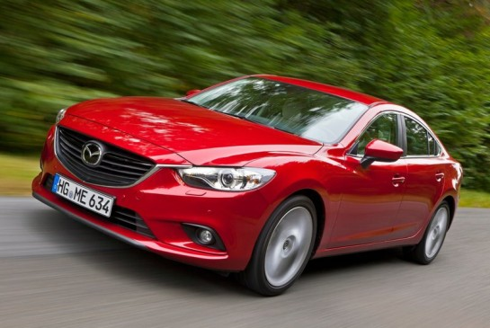 Mazda 6 2013 545x365 at 2014 Mazda6 Pricing and EPA Ratings Announced