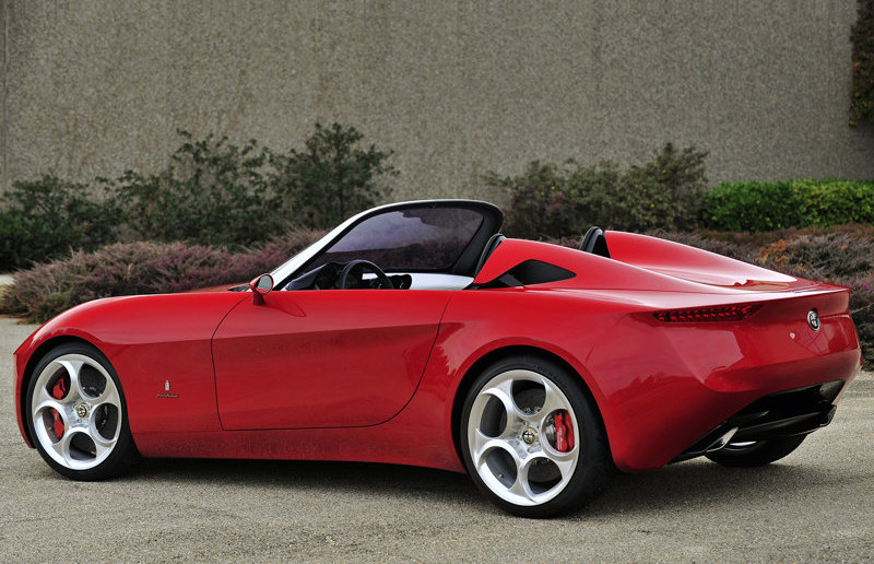 Mazda Based Alfa Romeo Roadster Set For 2015 Launch