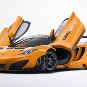 McLaren 12C GT3 Revised 175x175 at McLaren P1 Makes a Stop in Beverly Hills