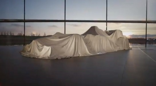 McLaren Mercedes MP4 28 545x299 at McLaren to Unveil MP4 28 F1 Car on January 31
