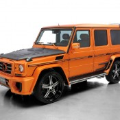 Mercedes G Class Black Bison 4 175x175 at Wald Mercedes G Class Black Bison
