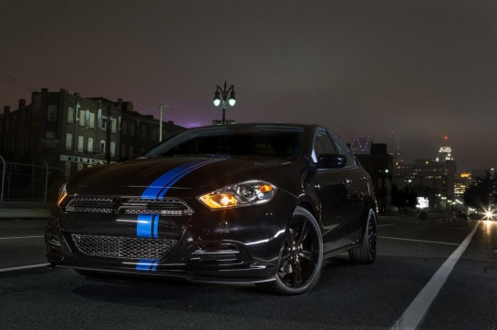 Mopar Dodge Dart 1 545x362 at Mopar 13: Dodge Dart by Mopar Revealed