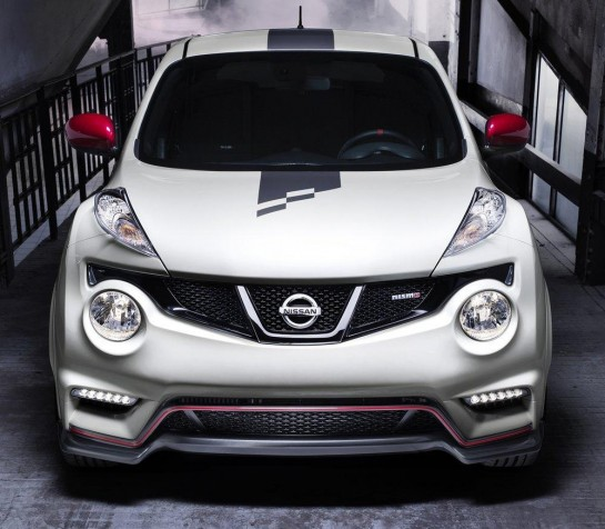 Nissan Juke Nismo RC 545x476 at High Performance Nissan Juke Nismo RC Preview