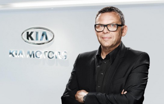 Peter Schreyer 545x348 at Peter Schreyer Named President of Kia Motors