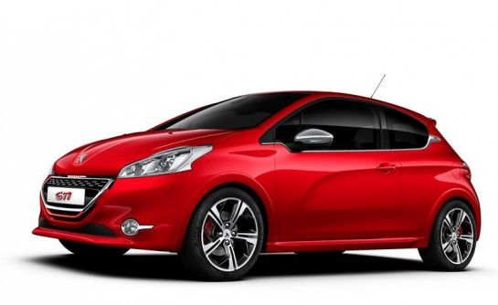 Peugeot 208 GTI UK 545x334 at Peugeot 208 GTi UK Price Confirmed