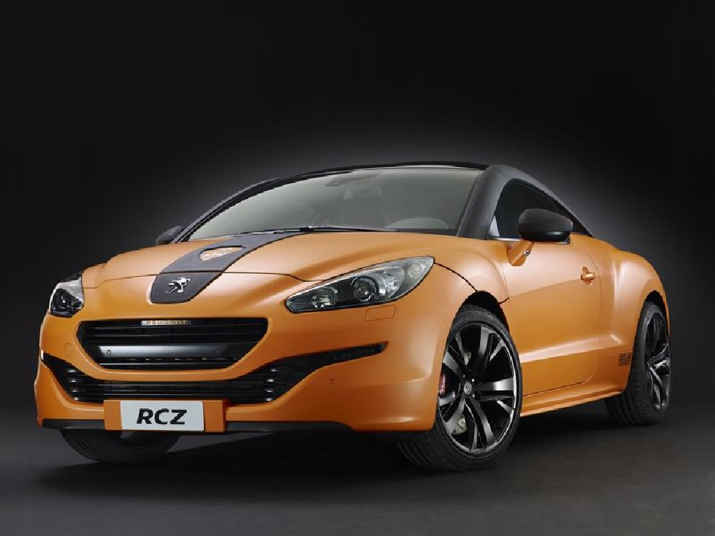 peugeot rcz arlen ness edition one off. Black Bedroom Furniture Sets. Home Design Ideas