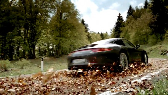 Porsche Promo 545x310 at This Is How Porsche Films Its Promo Videos