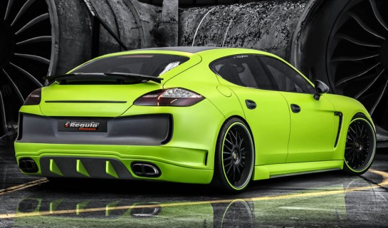 REGULA EXCLUSIVE Panamera 2 545x320 at Porsche Panamera Bodykit by REGULA EXCLUSIVE