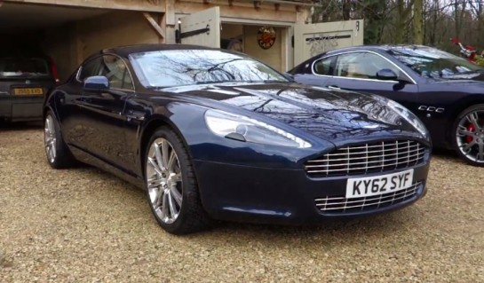 Rapide Review 545x319 at Harry Metcalfe Reviews Aston Martin Rapide