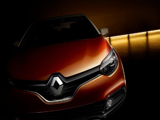 Renault Captur 1 545x407 at Production Renault Captur Officially Teased