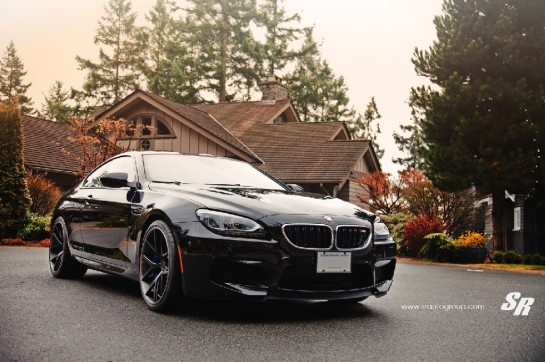 SR Auto BMW M6 F12 1 545x362 at Gallery: SR Auto BMW M6 F12 on PUR Wheels