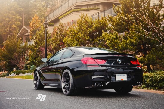 SR Auto BMW M6 F12 5 545x362 at Gallery: SR Auto BMW M6 F12 on PUR Wheels
