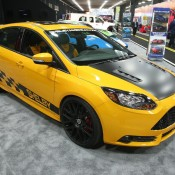 Shelby Focus ST 1 175x175 at NAIAS 2013: Shelby Ford Focus ST