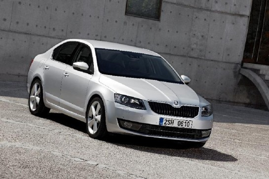 Skoda Octavia UK 1 545x363 at 2013 Skoda Octavia UK Pricing Announced