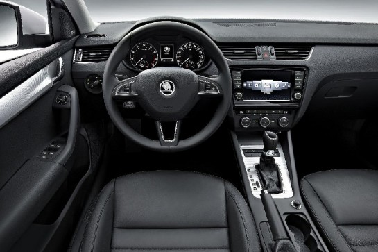 Skoda Octavia UK 2 545x363 at 2013 Skoda Octavia UK Pricing Announced