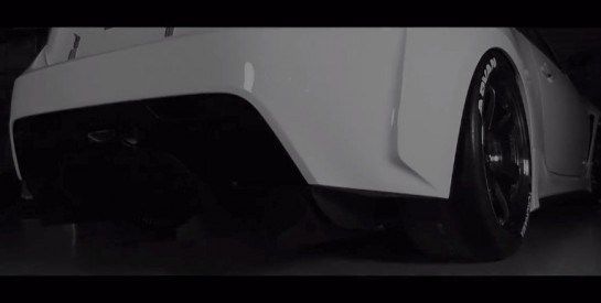 TRD Griffon Concept 545x275 at TRD Toyota GT86 Griffon Teased Further