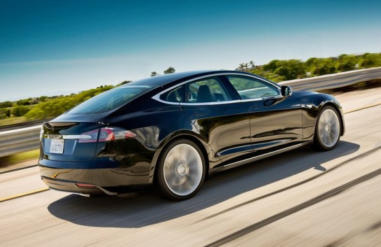 Tesla Model S 2013 545x353 at New York Times Negative Review Cost Tesla $100 Million