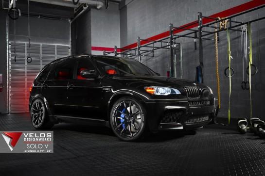 Velos Designwerks X5M 1 545x363 at Gallery: Velos Designwerks BMW X5M Solo V