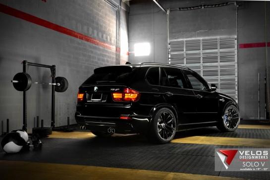 Velos Designwerks X5M 5 545x364 at Gallery: Velos Designwerks BMW X5M Solo V