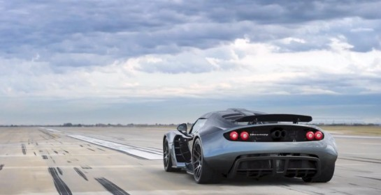 Venom Record Video 545x280 at Hennessey Venom GT 0 300 km/h Record Video