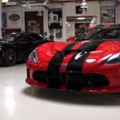 Viper Jay Leno 175x175 at Scooped: Mercedes SLS Black Out and About