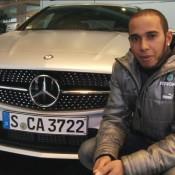 hamilton cla interview 175x175 at Lewis Hamilton Tests Mercedes CLA, Talks F1