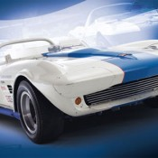 1963corvetteroadster500 175x175 at Ultra rare Chevrolet Corvette to be auctioned