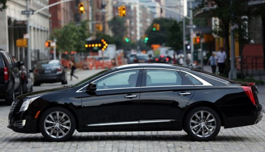 2013 Cadillac XTS 087 medium 545x312 at 2013 Cadillac XTS Livery Package Announced