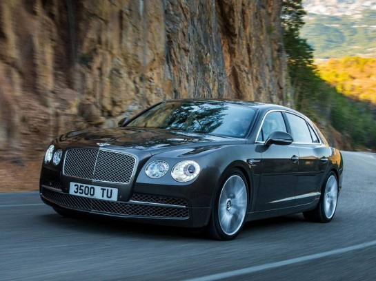 2014 Bentley Flying Spur 1 545x408 at Leaked: 2014 Bentley Flying Spur Official Pictures