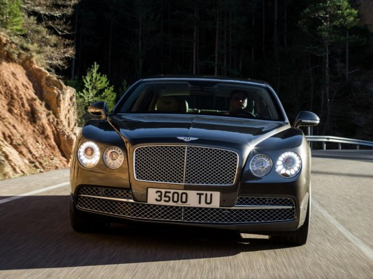 2014 Bentley Flying Spur 2 545x408 at Leaked: 2014 Bentley Flying Spur Official Pictures