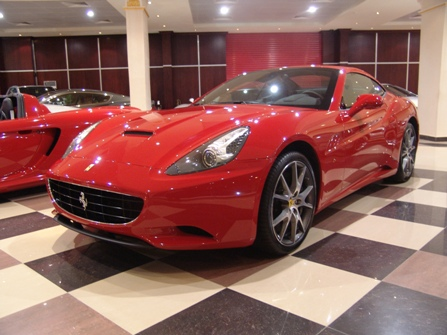 Ferrari California for Sale 5