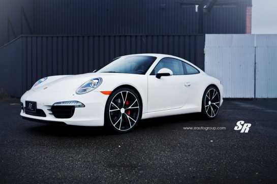 991 SR 1 545x362 at Gallery: Porsche 991 on PUR Wheels